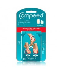 COMPEED AMPOLLAS PACK...