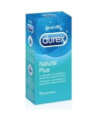 DUREX NATURAL PLUS 12...