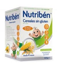 NUTRIBEN CEREALES SIN...