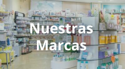 Nuestras marcas - Farmacia Carbajosa